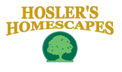 Hosler's Homescapes logo